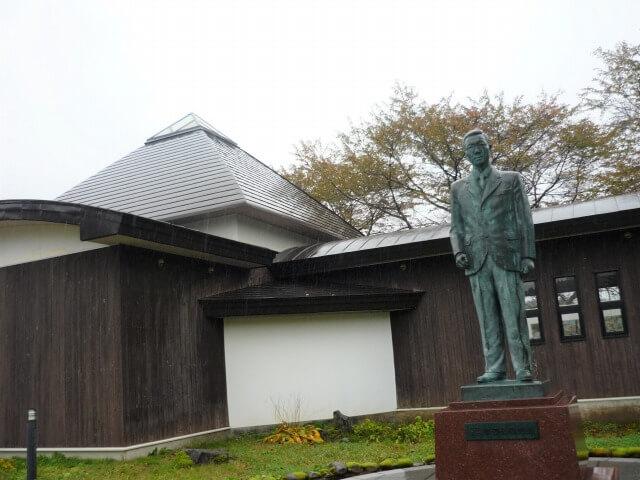 物部長穂記念館