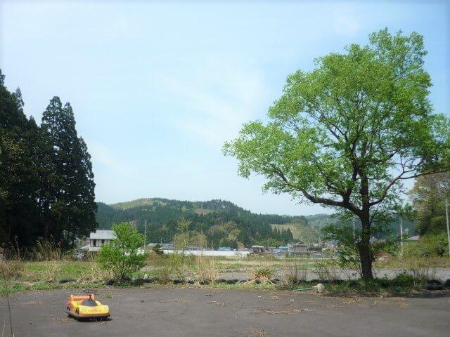天鷺遊園ファミリーランド カート広場