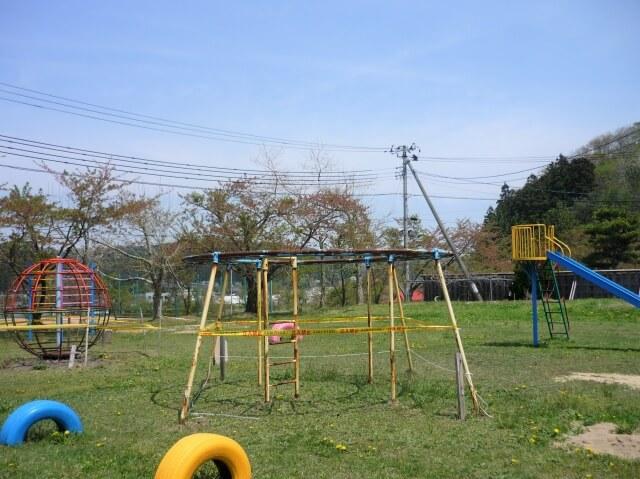 亀田小学校 遊び場