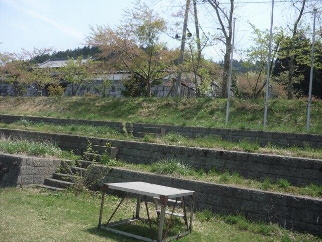 亀田小学校 天鷺運動場