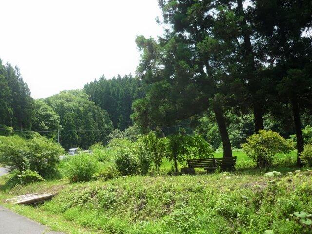 上黒川農村公園 全景