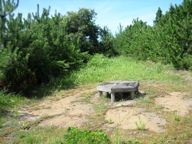 碁石農村公園 メインエリア
