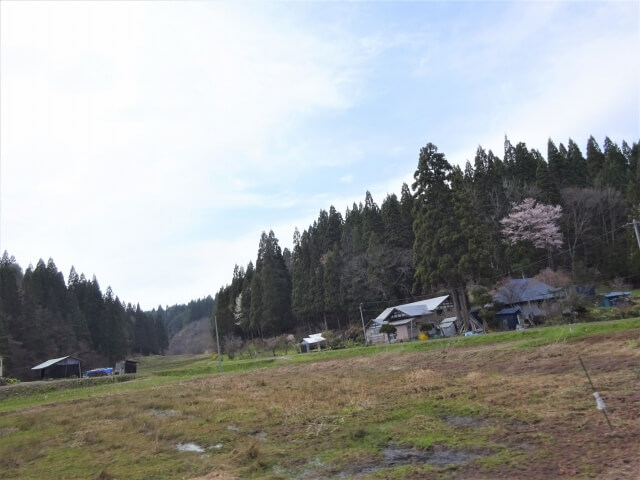 神馬沢集落 1