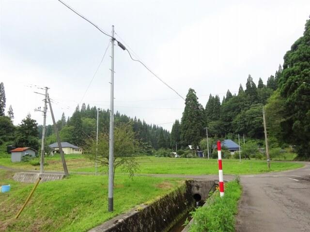 神馬沢集落