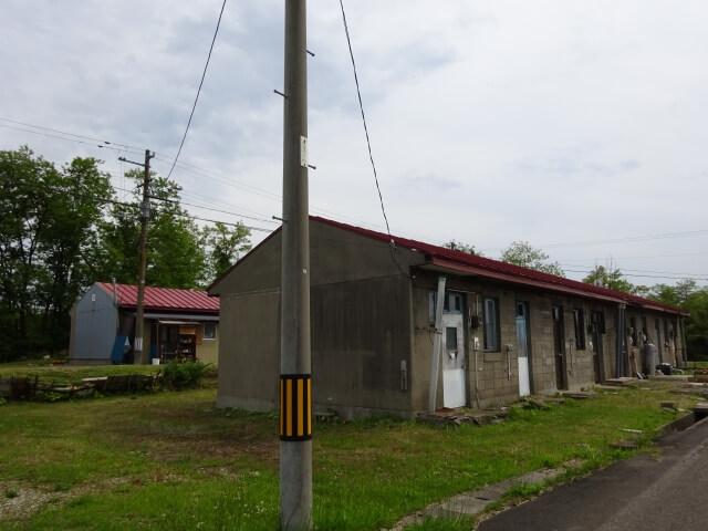 小坂町営あけぼの住宅 外観