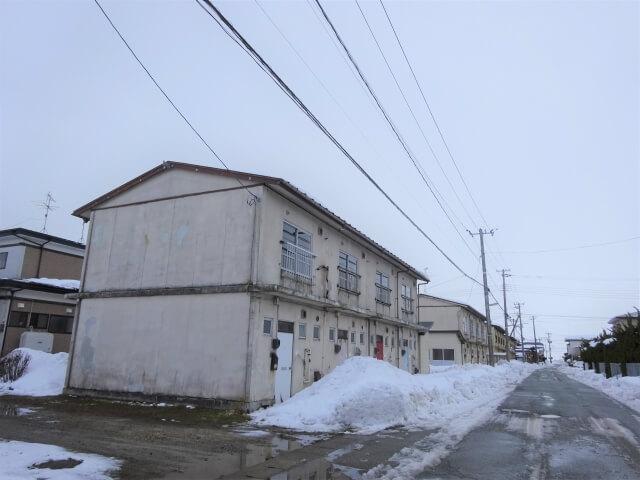 八郎潟町営住宅 外観