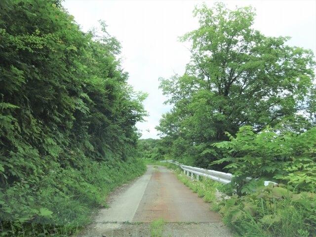 廃村 袖川 道中前半