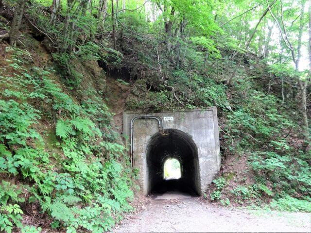 廃村 袖川 第一隧道