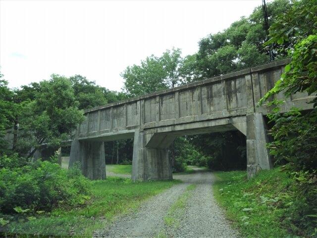 廃村 袖川 水路