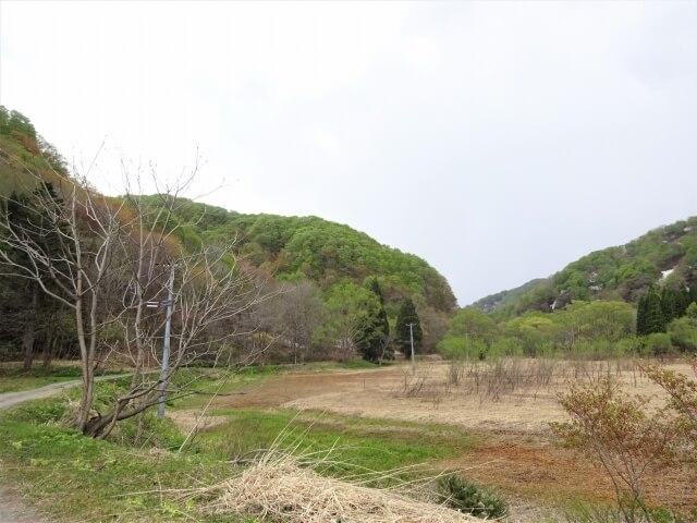 袖川集落跡