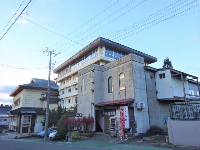 丸富ホテル 木戸沢