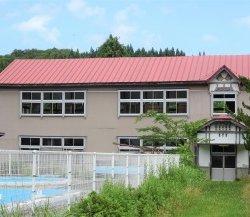 旧二ツ井町 田代小学校 ~陰り始めた辺境博物館~