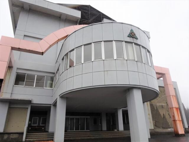 田代町 旧岩野目小学校 外観