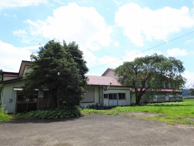 旧二ツ井町 種梅小学校 外観