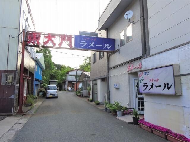 男鹿温泉郷 スナック