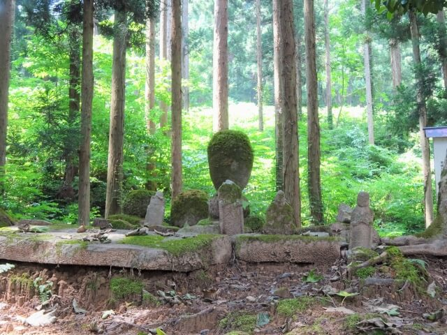 マンコ将軍の墓 外観