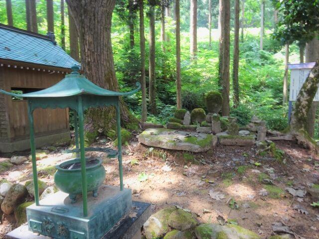 マンコ将軍の墓 全景