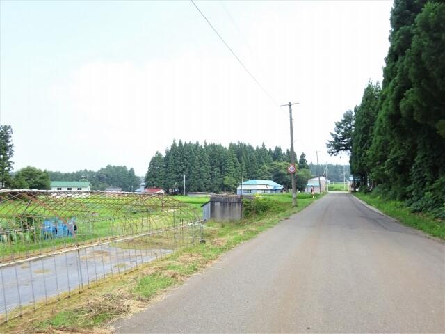 矢島町金ケ沢地区