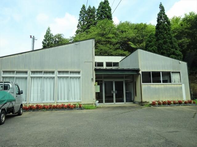 雄和町立中の沢小学校 地区会館