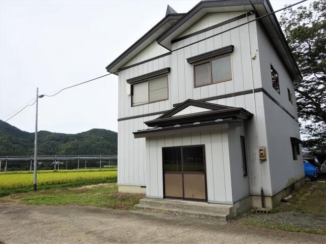 増田町立西成瀬小学校湯野沢分校 外観