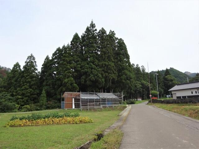 東成瀬村立岩井川小学校入道分校 外観