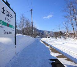 土深井駅 ~オトコはセナカで語るモノ~