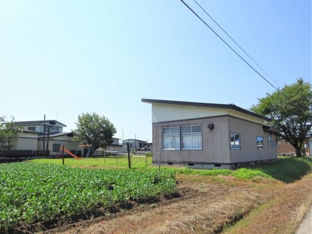 大森町立女郎出児童館 反対側